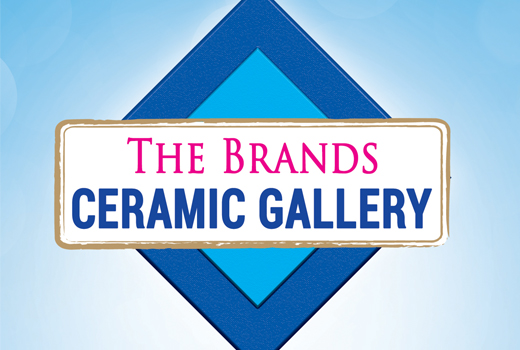 THE BRANDS CERAMIC GALLERY